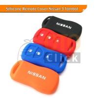 Kondom Kunci Silikon Remote Cover Keyshirt Nissan Grand Livina X-Trail