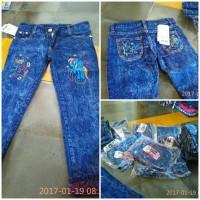 harga celana jeans anak / obral celana anak / joger anak / joger perempuan Tokopedia.com