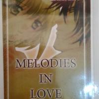 Komik Bekas Koleksi Pribadi Serial Cantik Melodies In Love