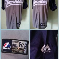 Jual Jersey Baseball Yankees Murah