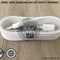 KABEL DATA USB SAMSUNG GALAXY NOTE 4 EDGE C5 C7 FAST CHARGING ORIGINAL