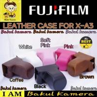 LEATHER CASE FOR FUJIFILM XA3,XA2,XT10