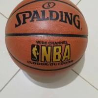 BOLA BASKET SPALDING NBA BONUS PENTIL JARING