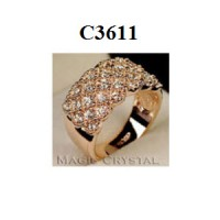 harga Cincin Magic Kristal Gold, C3 (JUAL KALUNG GELANG ANTING XUPING) Tokopedia.com