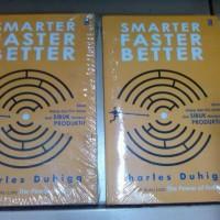 Smarter Faster Better- Charles Duhigg