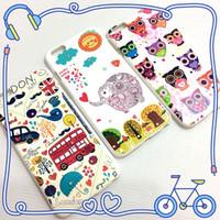 iphone 6plus case / casing / hardcase motif owl london