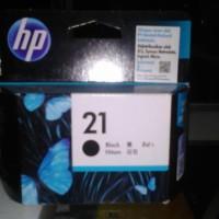 Jual Beli HP 21 Black ink cartridge Baru   Tinta Printer Murah Lengk