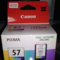 Jual Beli tinta canon cl 57 color / E400 Baru | Tinta Printer Murah
