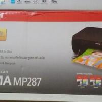 Jual Beli Printer Canon Mp287+infus print scan copy Baru | Unit Prin
