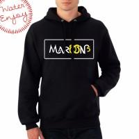 Hoodie Maroon 5 #3 - water merch