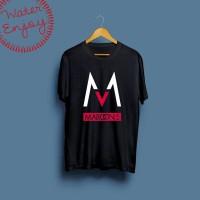 T-Shirt / Baju / Kaos Maroon 5 - water merch