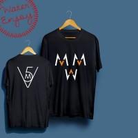 T-Shirt / Baju / Kaos Maroon 5 #10 - water merch