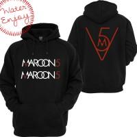 Hoodie Maroon 5 #2 - water merch