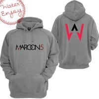 Hoodie Maroon 5 - water merch