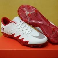 Sepatu Bola / Soccer Nike Hypervenom II Neymar X Jordan White - FG