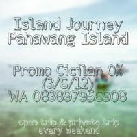 Voucher Pahawang Island 3D2N
