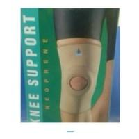Knee support oppo 1021 with hole / Dekker lutut oppo + lobang / deker
