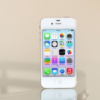 Apple Iphone 4S 16GB ORIGINAL Garansi 1 Tahun Platinum
