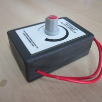 Dimmer Lampu - Fan Regulator (Pengatur kipas angin) 200W