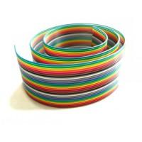 Kabel Pelangi Ecer 10 Slot @ 1 Meter