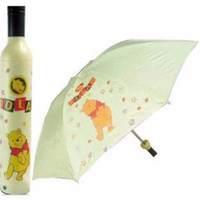 Jual Payung Botol Karakter Doraemon Hello Kitty Mickey Pooh Umbrella Bottle Murah
