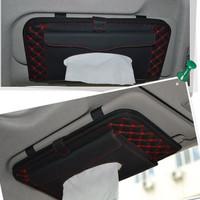 Jual Car Set Exclusive - Tempat tissue CD mobil Paket Lengkap Murah