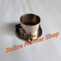 harga Adaptor / Adapter knalpot Satria F150 / FU Tokopedia.com