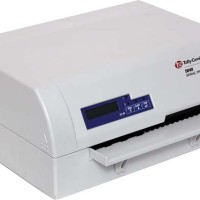 PASSBOOK PRINTER TALLY GENICOM (T 5040)