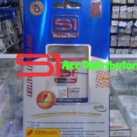 Baterai Double Power Sony Xperia Tipo St21i Ba700 3200 Mah Original S1