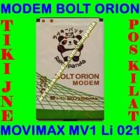 Jual Baterai Modem Bolt Orion Movimax MV1 Li 021 Rakki Panda Batrai Batre Murah