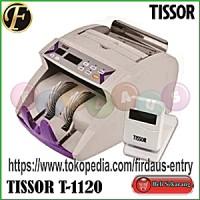 Jual TISSOR T1120/Mesin hitung uang/Brankas/Cash Box/Money Counter/Jilid Murah