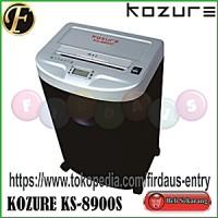 KOZURE KS8900S / Mesin Penghancur Kertas / Paper Shredder / Jilid / Laminating