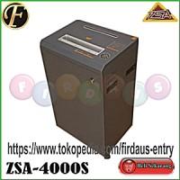 ZSA 4000S / Mesin Penghancur Kertas / Paper Shredder / Jilid / Laminating / Fax