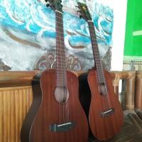 Gitar Akustik Martin LX1E Ed Sheeran Signature Edition Custom