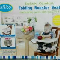 pliko folding booster seat