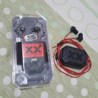 Original JVC Stereo Headphones XX Xtreme Xplosives