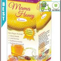 MAMA HONEY | Madu Pelancar ASI Booster Mamahoney = Fenugreek mama soya