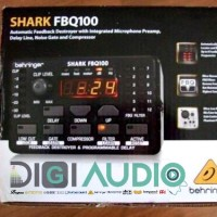 harga Behringer SHARK FBQ100 [ FBQ 100 ] Automatic Feedback Destroyer Tokopedia.com