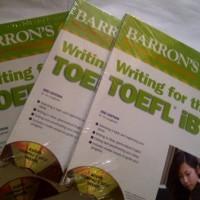 Barron Writing For TOEFL IBT 3rd Edition
