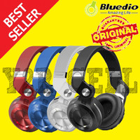 Jual Bluedio T2+ Turbine Hurricane Headphone Bluetooth Wireless 4.1 Murah