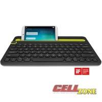 Logitech Bluetooth Multi Device Keyboard - K480 - Black