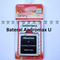 Baterai Smartfren Andromax U Original Double Power Bl-4n-i | Bl4ni