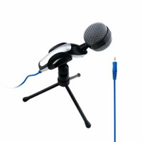 LIMITED EDITION Microphone Mic Classic Studio Recording PC Laptop 3,5