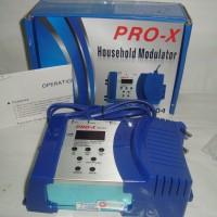 AV to RF converter (RF Modulator Multi-channel VHF/UHF) Merk Pro-X