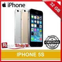 Apple iPhone 5s 32GB ( SILVER, GOLD, GRAY )Garansi 1 Thn Original 100%