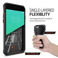 Spigen Carbon Samsung J120 J126 J16 J1 2016 Softshell Rugged Capsule