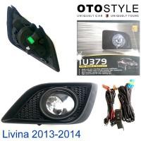 Foglamp / Fog Lamp Nissan Grand Livina 2013-2015 #superauto # .