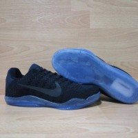 kobe 11 flyknit black space