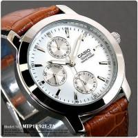 harga jam tangan casio original garansi resmi 1 tahun [MTP 1192E 7A] ayotaya Tokopedia.com