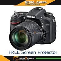 Kamera Nikon D7100 Kit 18-140mm